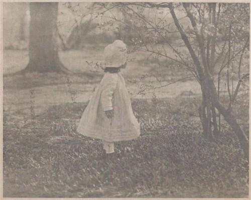 Printemps, l'enfant. Stieglitz alf. 1903.jpg